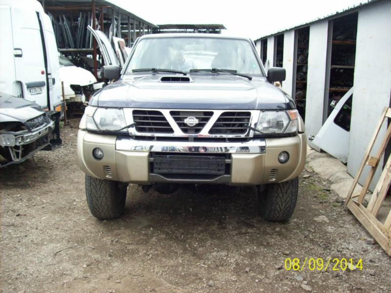 Nissan Patrol 3,0
