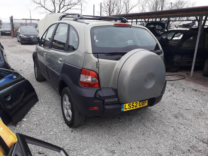 Renault Scenic rx4 2.0i-4×4