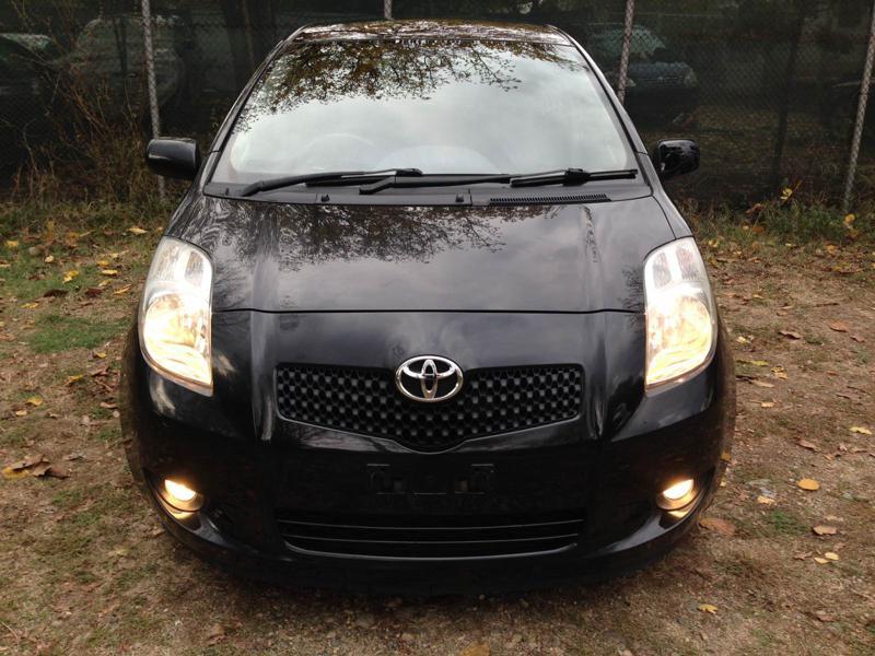 Toyota Yaris 1.4d4d 90кс.keyless go