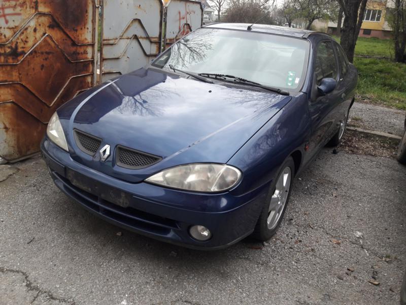 Renault Megane CUPE 2.0 140к.с.