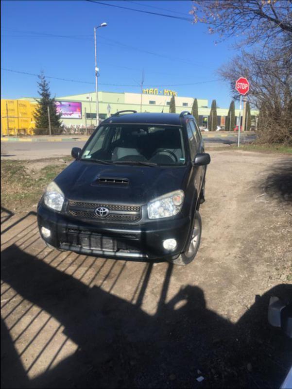 Toyota Rav4 2.0d4d на части