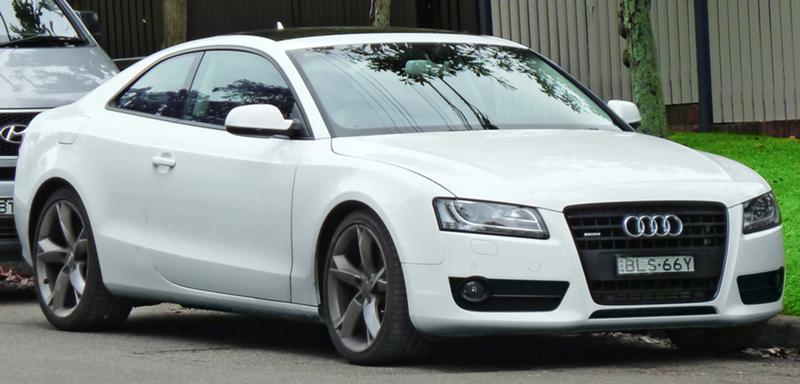 Audi A5, снимка 6