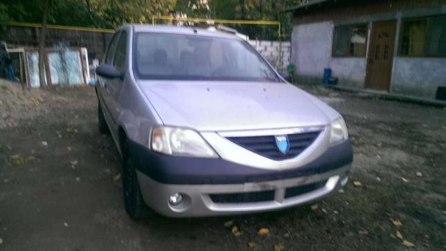 Dacia Logan 1.6-16v-ТОП ЦЕНИ, снимка 4