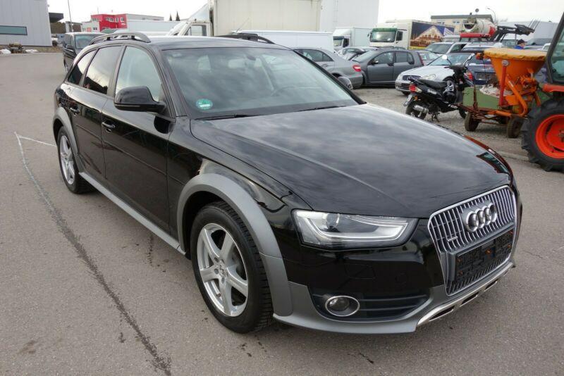 Audi A4 Allroad B&O