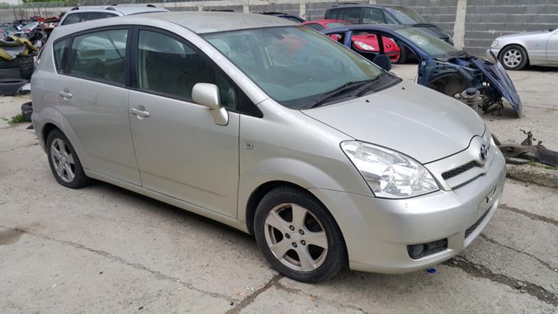 Toyota Corolla verso 2.2 D4D, снимка 3