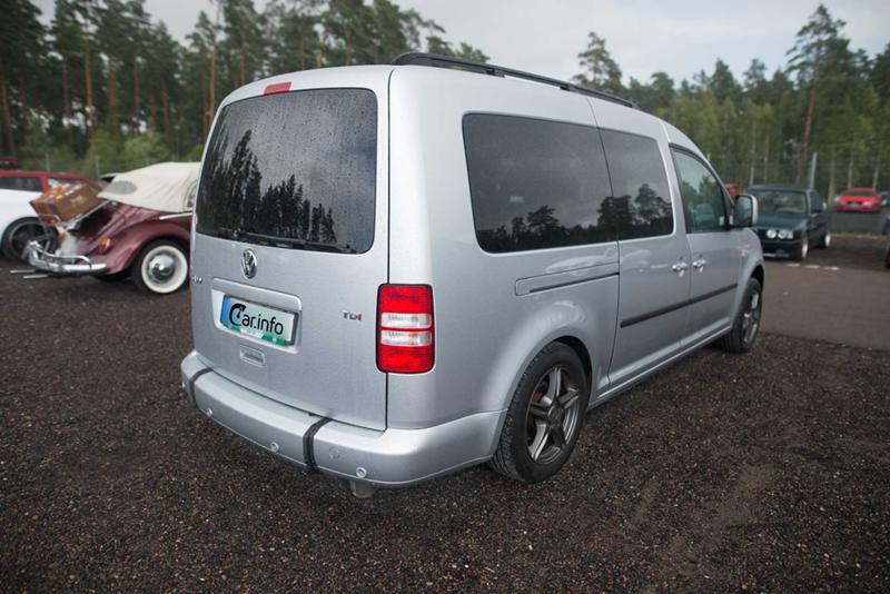 VW Caddy НА ЧАСТИ от 2005 до 2014, снимка 2