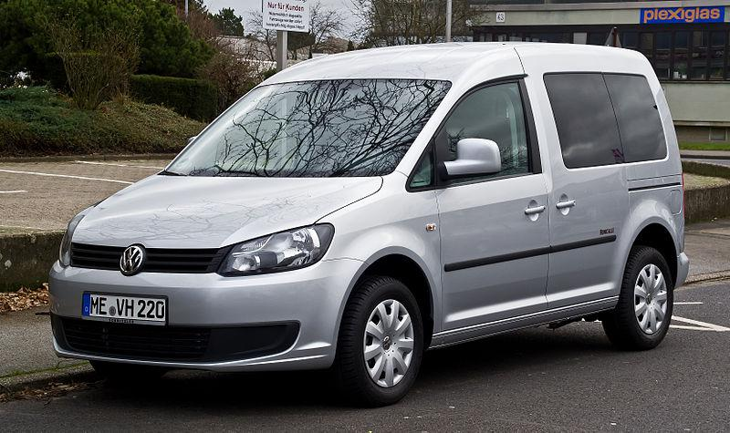 VW Caddy НА ЧАСТИ от 2005 до 2014, снимка 3