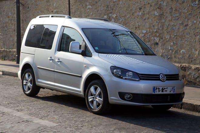 VW Caddy НА ЧАСТИ от 2005 до 2014, снимка 4