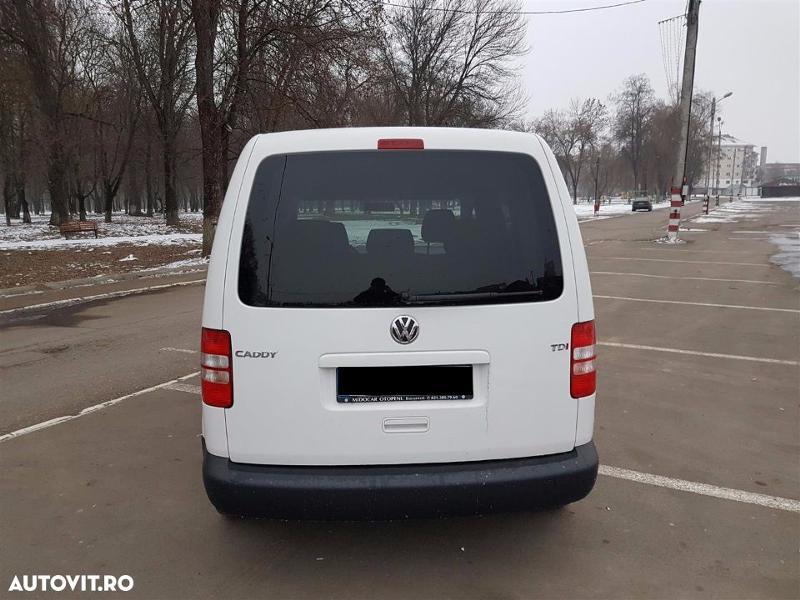 VW Caddy НА ЧАСТИ от 2005 до 2014, снимка 6
