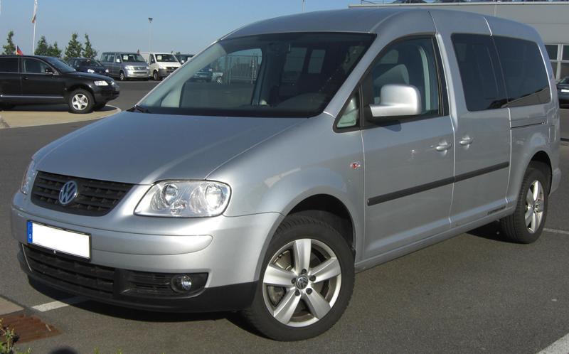 VW Caddy НА ЧАСТИ от 2005 до 2014, снимка 7