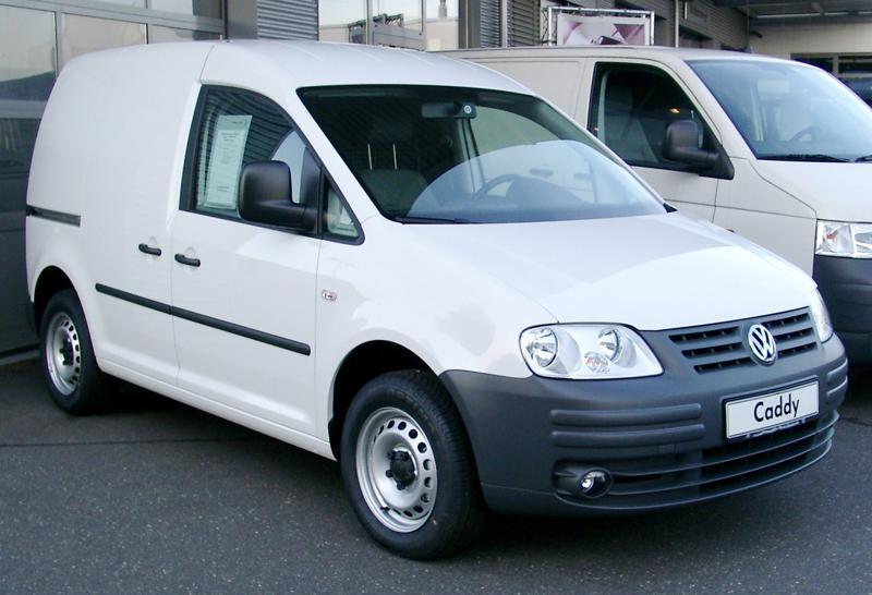 VW Caddy НА ЧАСТИ от 2005 до 2014, снимка 8