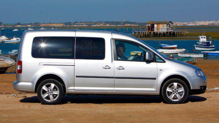 VW Caddy НА ЧАСТИ от 2005 до 2014, снимка 9
