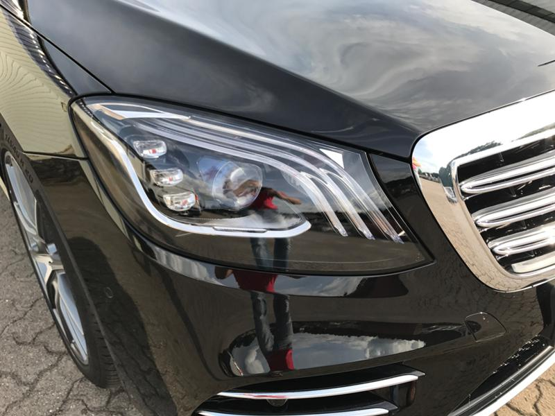 Mercedes-Benz S 560 4matic face