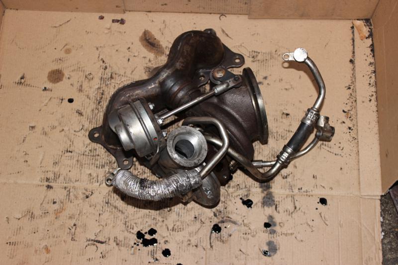 Двигател за BMW 520