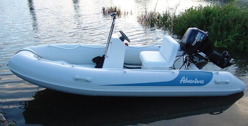 Надуваема лодка Adventure V380 HD Extreme