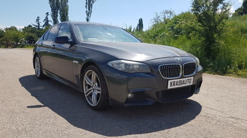 BMW 520 На Части