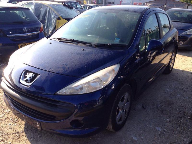 Peugeot 207 1.4i 16v, снимка 6