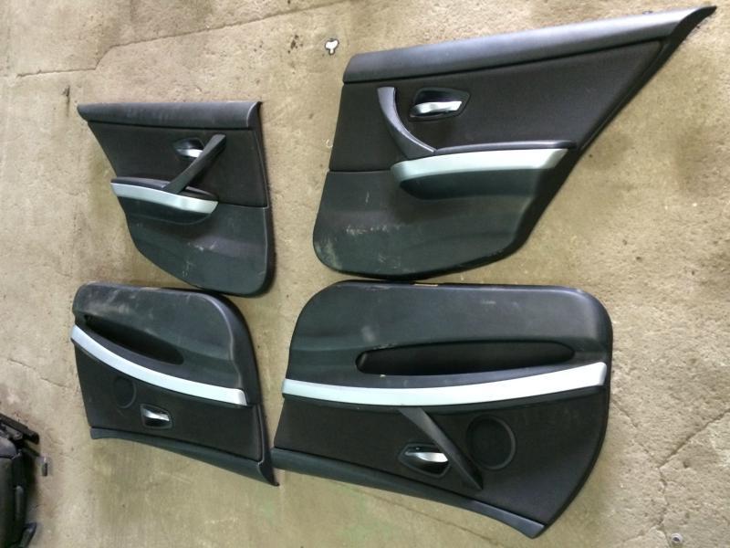 BMW 320 163кс 2бр части, снимка 7