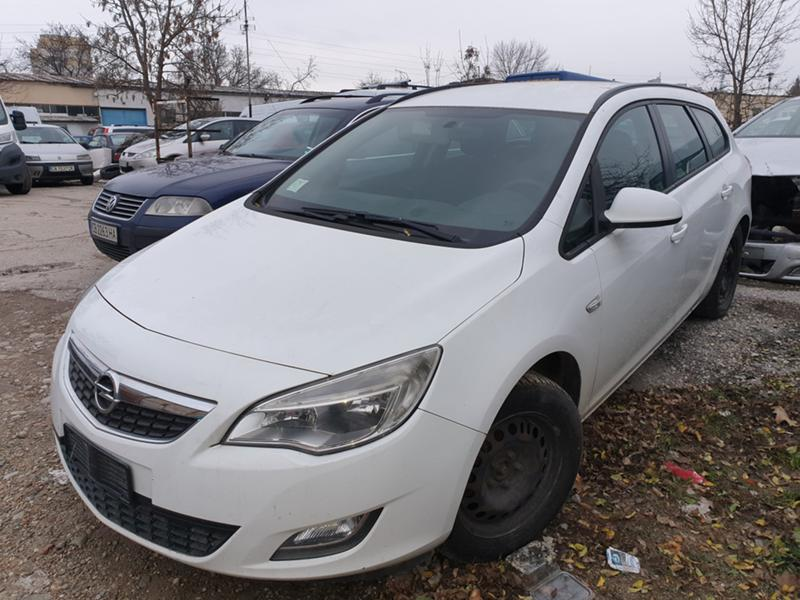 Opel Astra 1.7CDTI - 6 Скорости