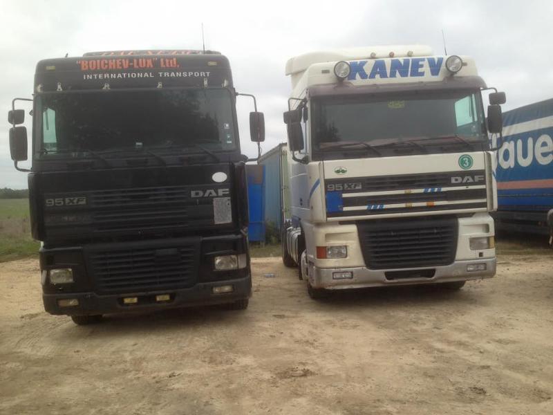 Daf XF 380;430;480ЧАСТИ