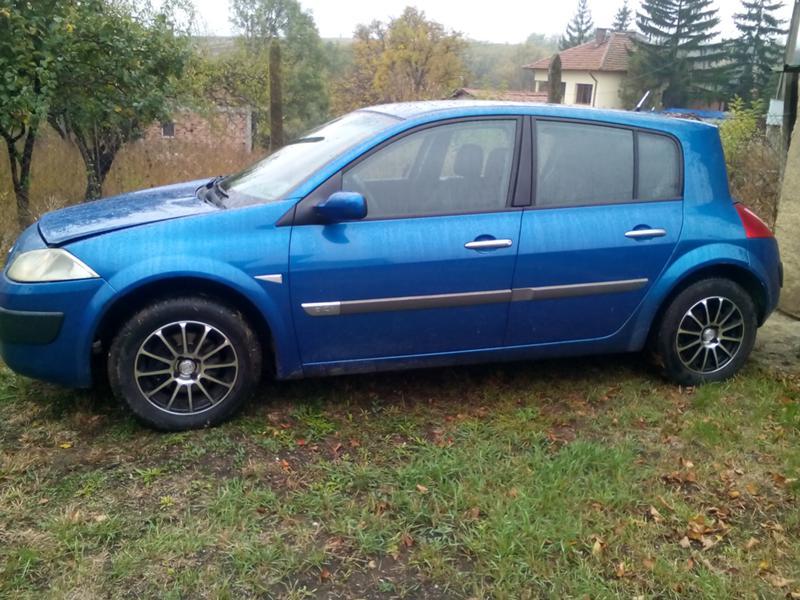 Renault Megane 1.5dci 101к.с.