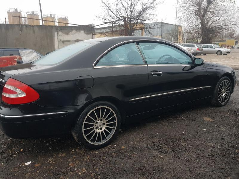 Mercedes-Benz CLK W209 2.0 kompresor