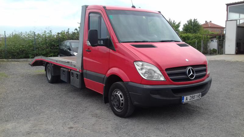 Mercedes-Benz Sprinter 518 3.0cdi 180ps 3.5ton, снимка 3