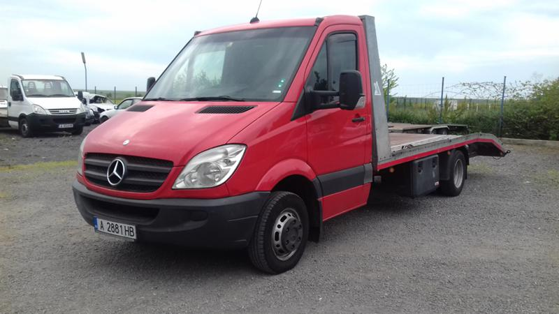 Mercedes-Benz Sprinter 518 3.0cdi 180ps 3.5ton, снимка 2