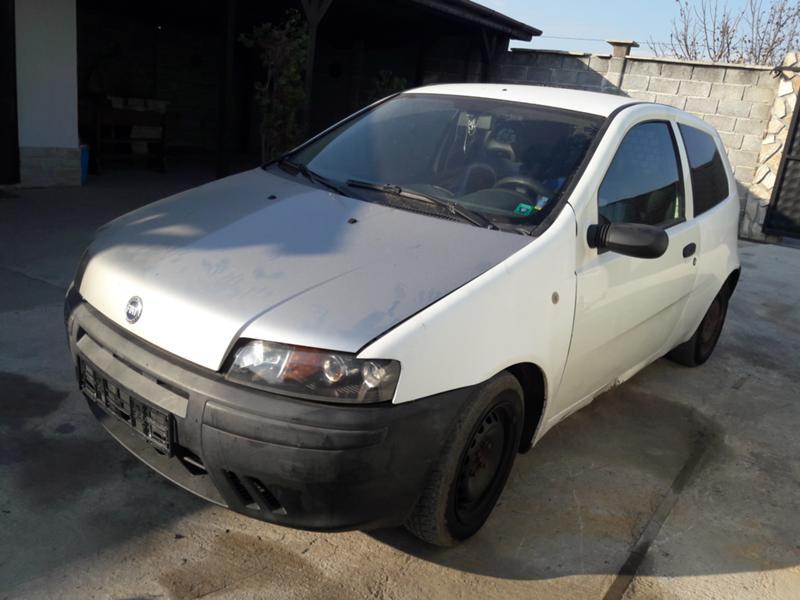 Fiat Punto MK2 1.9D 60к.с./1.242 60к.с.