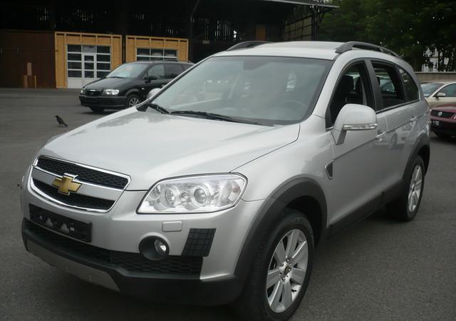 Chevrolet Captiva 2.0DTI/2.0i/2.4i