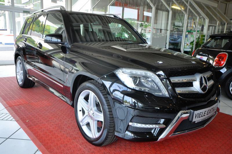 Mercedes-Benz GLK 350 cdi 250cdi