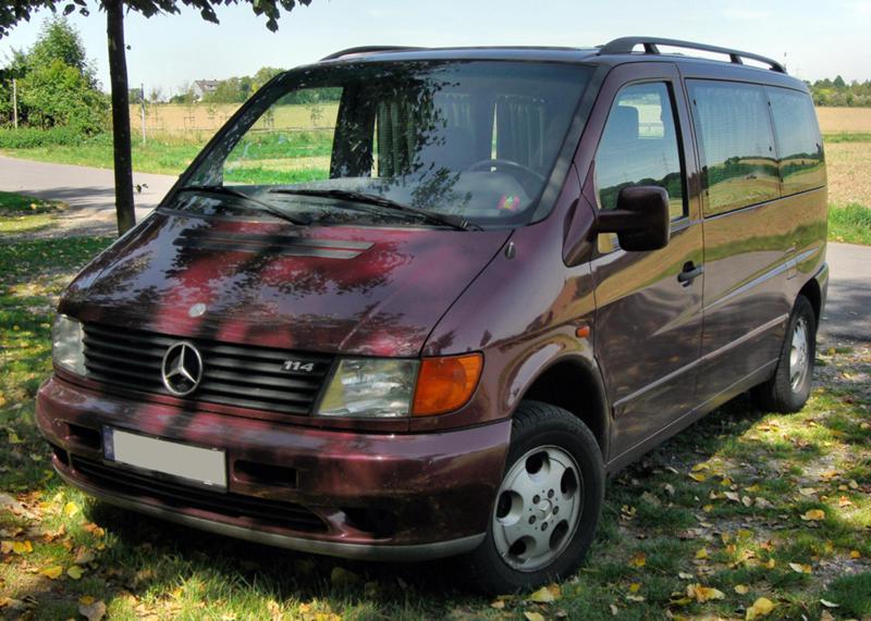 Mercedes-Benz Vito 110, 112