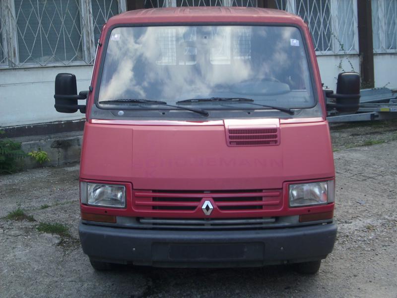 Renault Trafic 1.9D