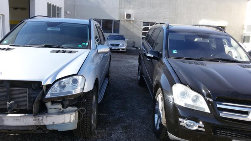 Mercedes-Benz ML 320 на части