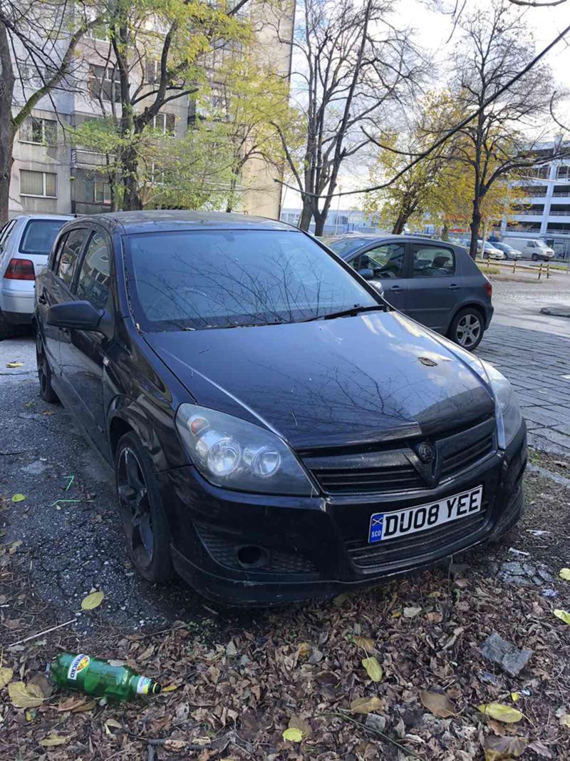 Opel Astra 1.8 140hp