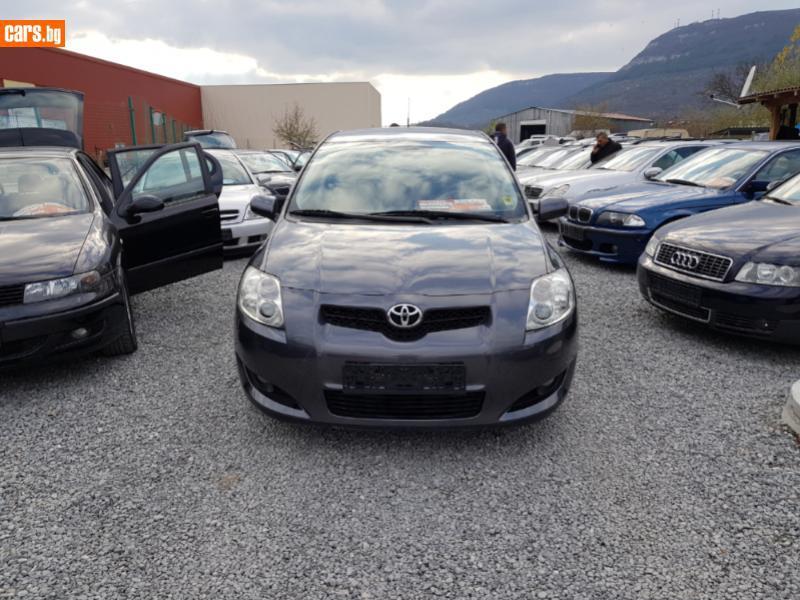 Toyota Auris 2.0-D4D-1.4-D4D