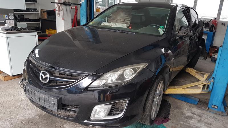 Mazda 6 2.0 140кс