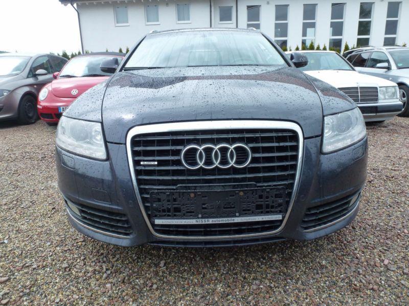 Audi A6 3.0  TDI FACE