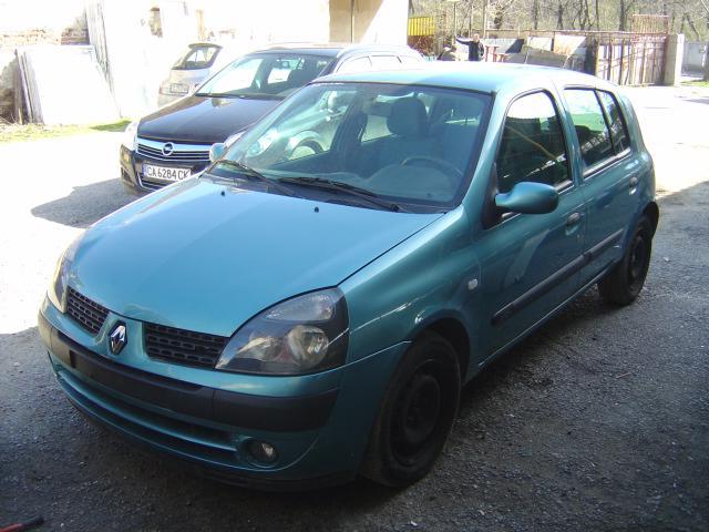 Renault Clio 1.5 DCI, снимка 1