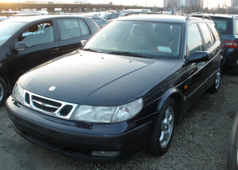Saab 9-5 2,0TURBO