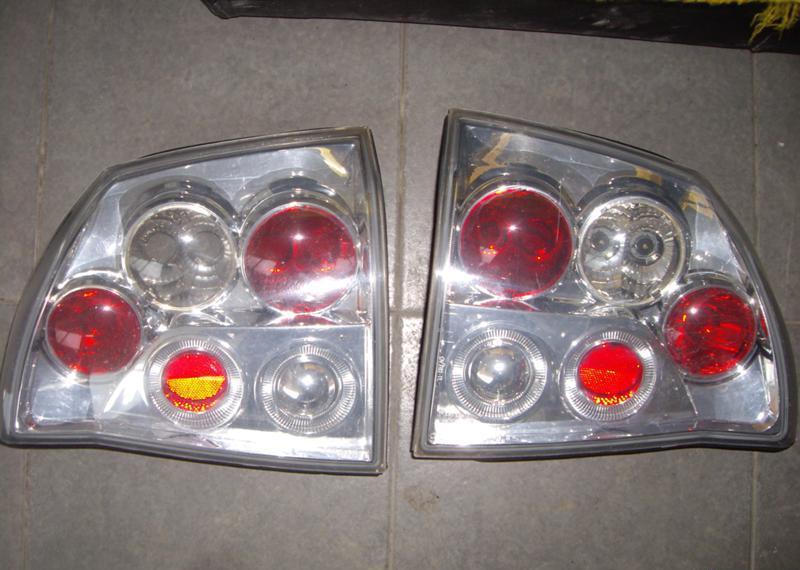 Светлини за Opel Vectra