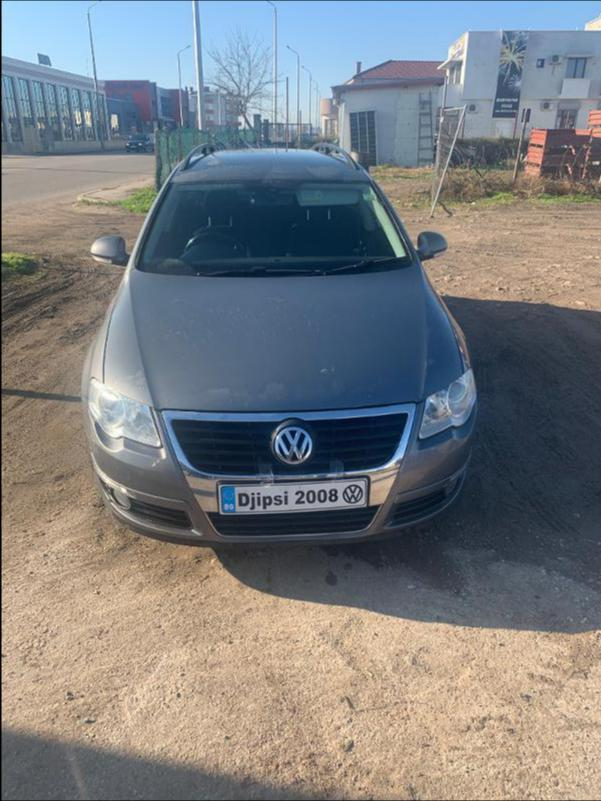 VW Passat 2,0 170 коня BMR *НА ЧАСТИ*