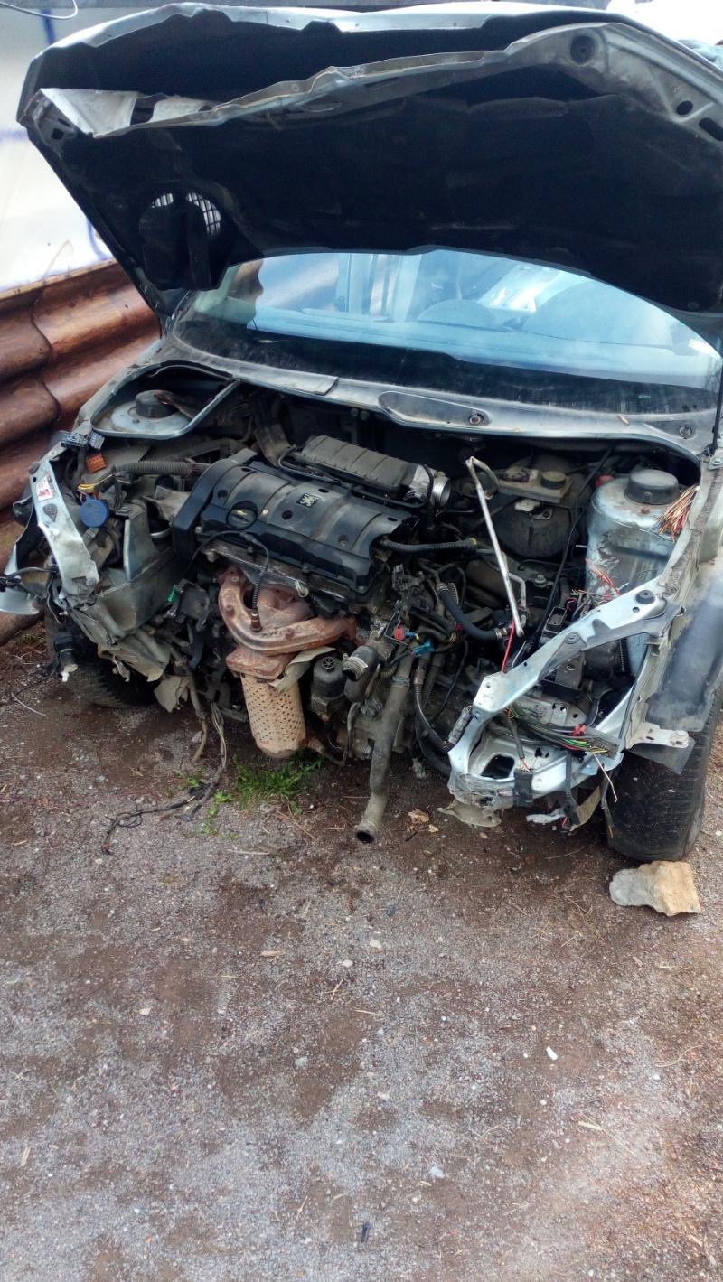 Peugeot 206 Бензин