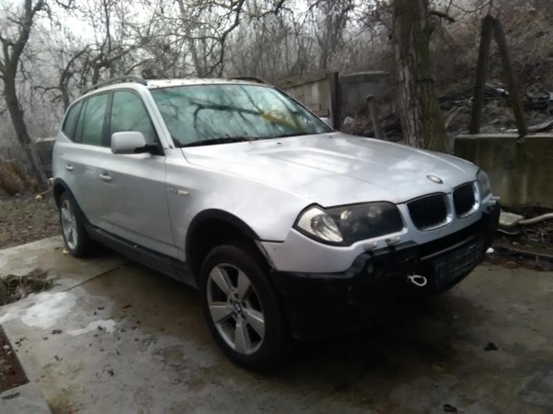 BMW X3 2.0D,3.0D casti