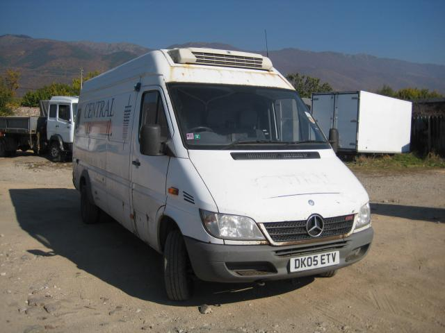 Mercedes-Benz Sprinter 311 211,213,311,313,413,416,CDI НА ЧАСТИ