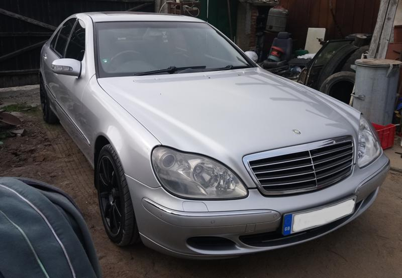 Mercedes-Benz S 320 320/350/500