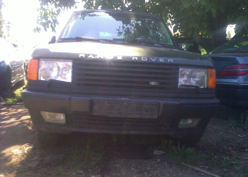 Land Rover Range rover 2.5, 4.6