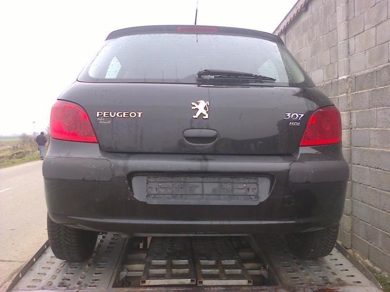 Peugeot 307 1.6HDI 90к.с.