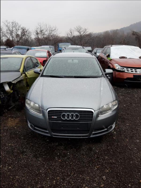 Audi A4 2.0d s-line