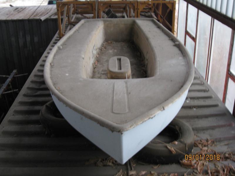 Ветроходна лодка Собствено производство